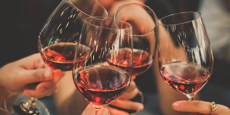 New Study Says Drinking Wine Can Make You More Creative, So Cheers To That