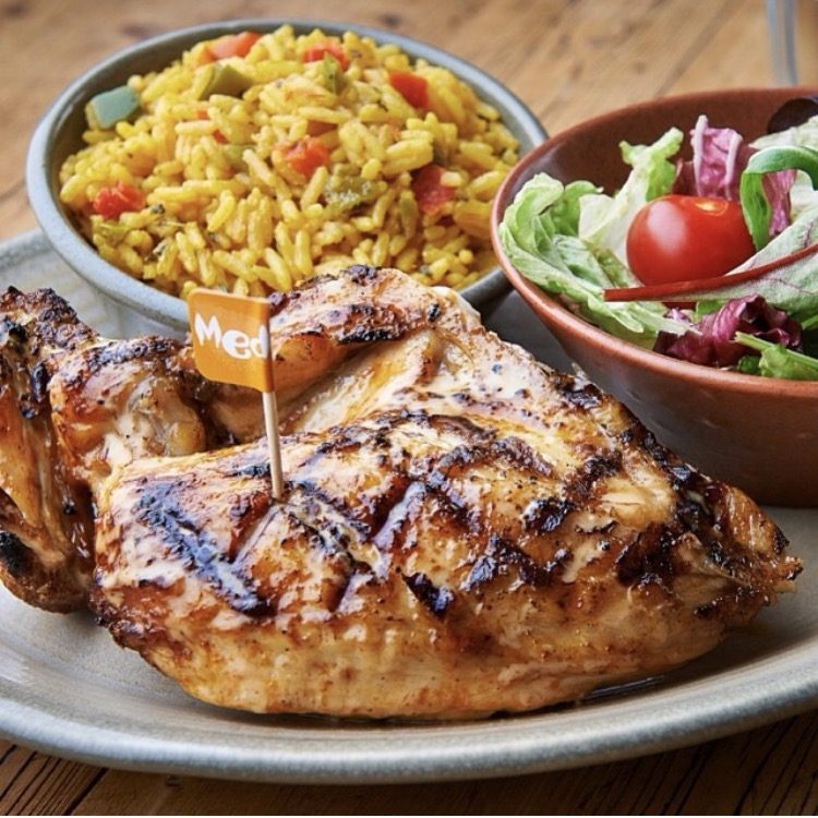 Nando's has a secret menu and this is what you can order from it